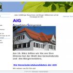 Referenz AIG