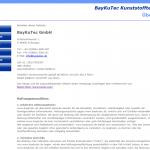 Referenz BayKuTec